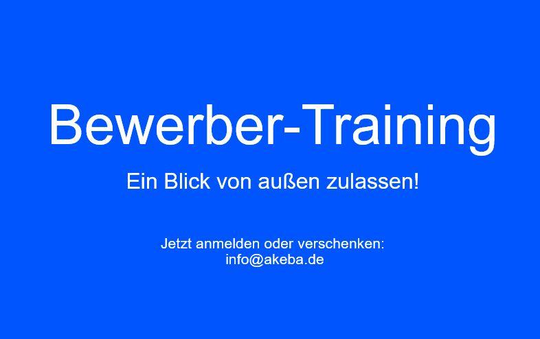 Bewerber-Check-Up